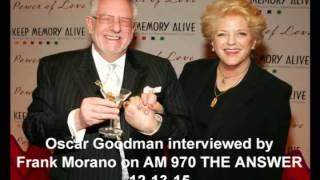 Oscar Goodman interview