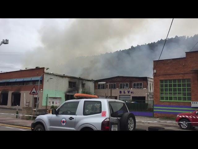 Incendio bazar chino Cartes