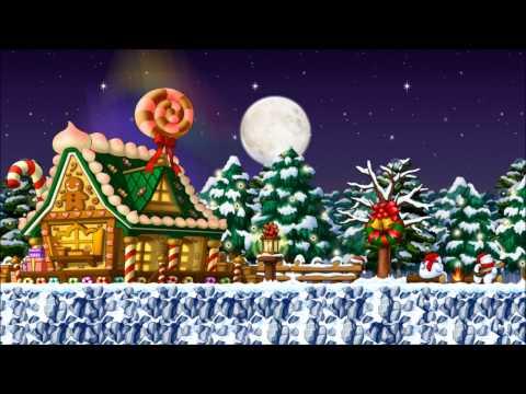 [MapleStory BGM] Happyville: White Christmas