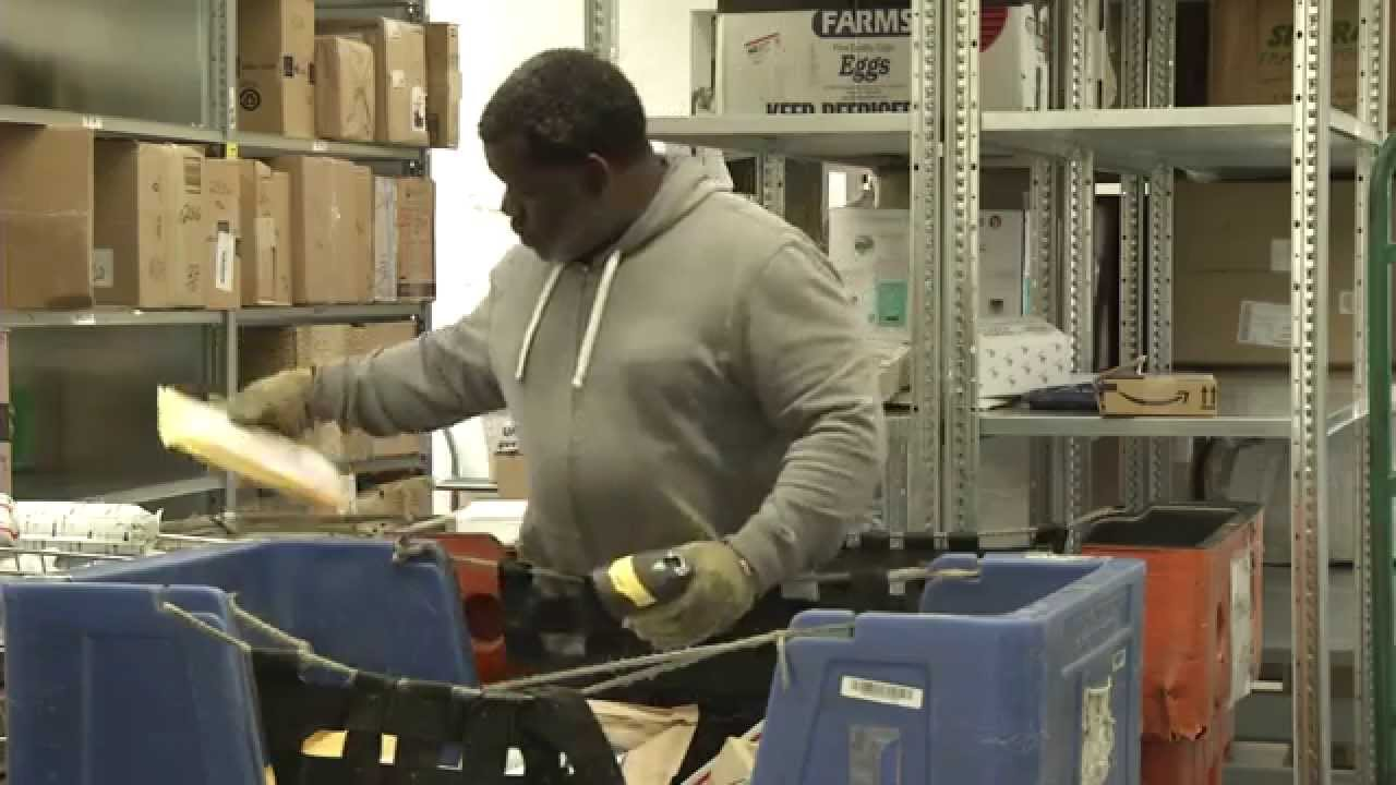 Mailroom Operations - YouTube