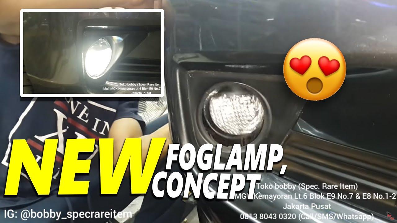 Stop Lamp Led Grand New Veloz Harga Avanza G 2016 All Upgrade Foglamp Toyota Crown 2018 Concept Mega Kemayoran