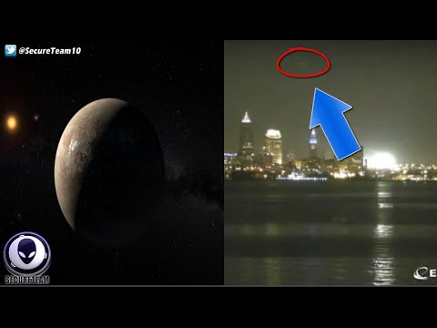 "Confirmed Alien ""Earth"" Orbits Nearby Star! Eerie Craft Over Ohio 8/24/16"