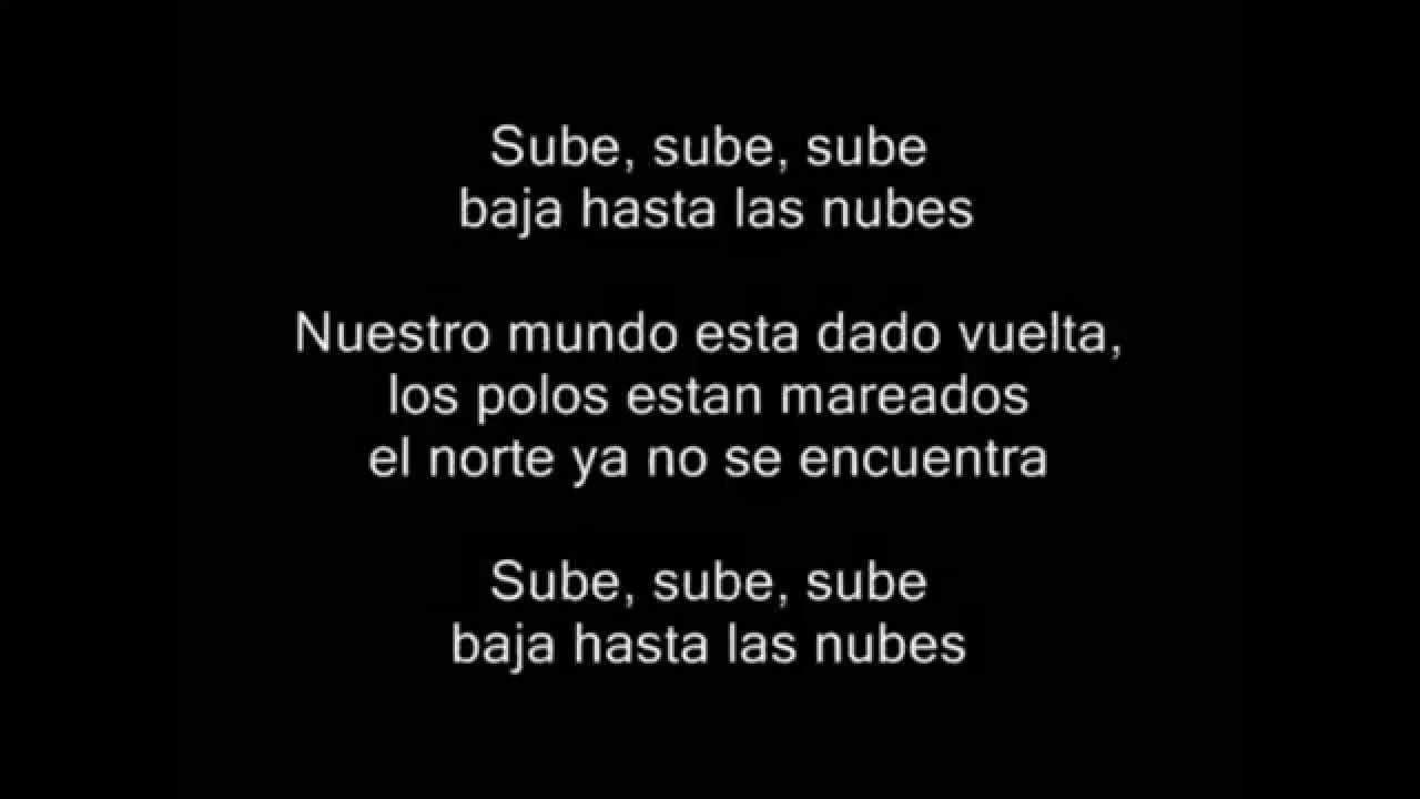 Cumbia Ninja Subiré Al Infierno Karaoke Con Letra