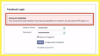 How to get back your disabled account in Facebook |Fix