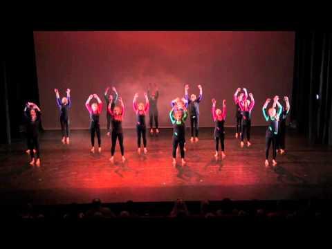 U.Dance North West 2014 Regional Platform - Sunday 23rd March - Performance Part 1