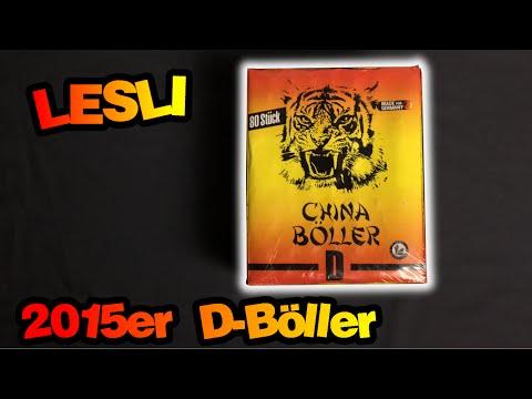 Lesli D-Böller | Aktuelle Charge 2015/2016 | FullHD