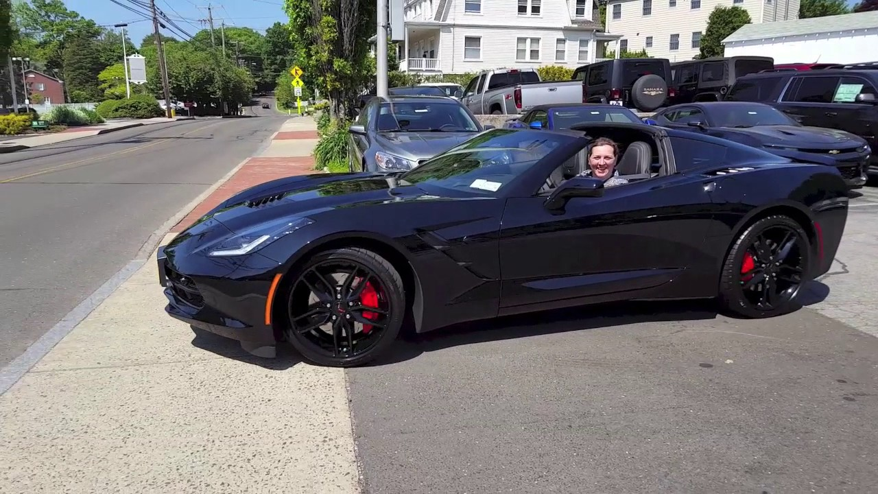 Karl chevrolet corvette giveaway sweepstakes