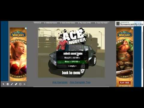 HOW TO GET UNLIMITED MONEY ON ACE GANGSTER