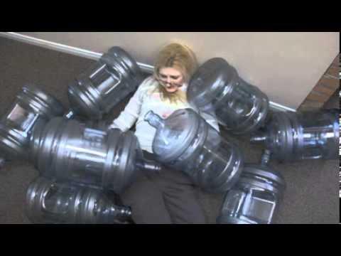 Bottled Water Cooler Storage Problems