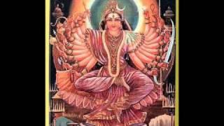 Sri Bhuvaneshwari Ashtakam