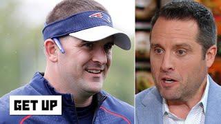 The Giants 'fell in love' with Joe Judge – Dan Graziano | Get Up