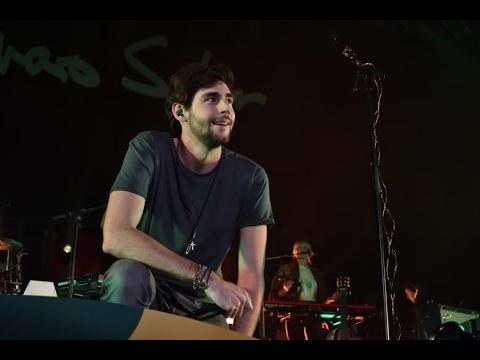 Alvaro Soler Praha live 18.2.2017 Karlín (Prague - Czechia) full
