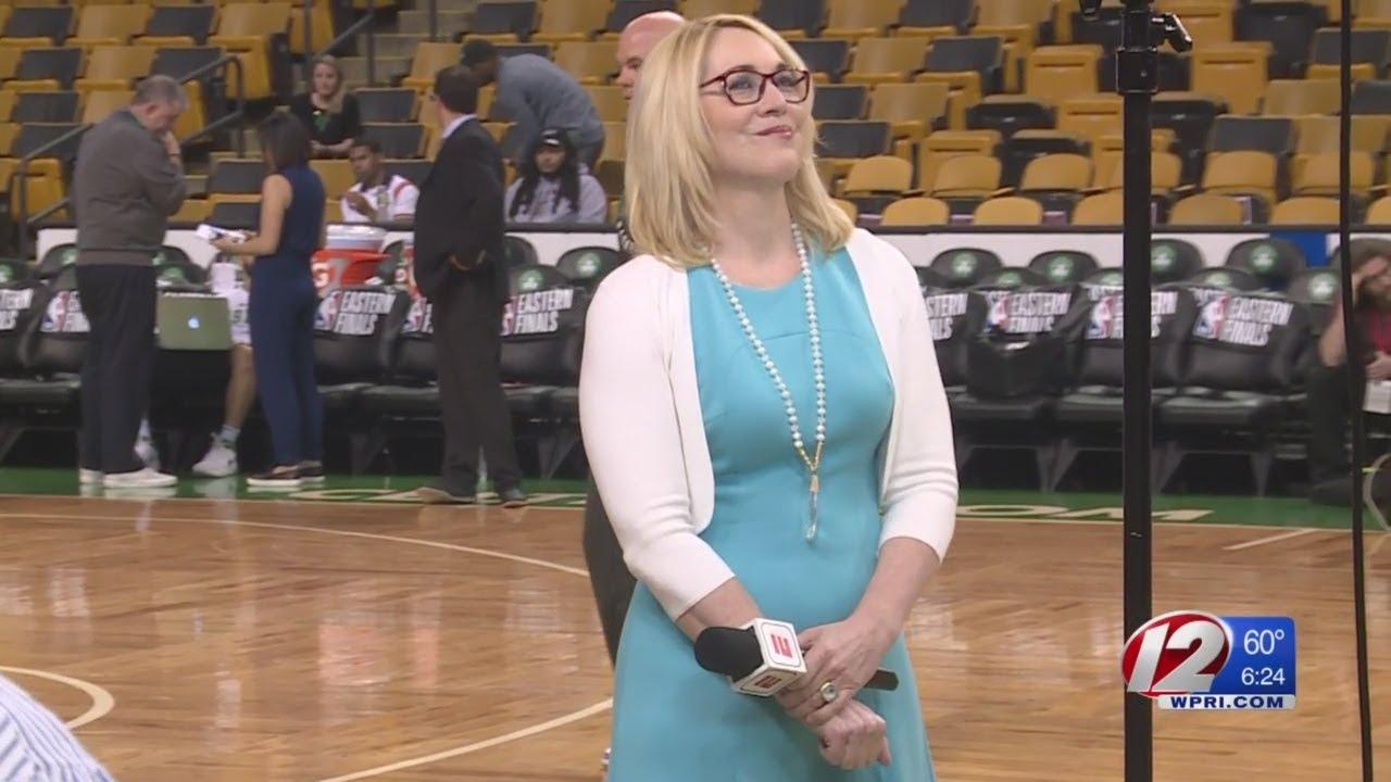 Rhode Islands Doris Burke Recounts Incredible Broadcast Journey