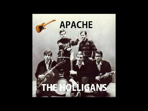 APACHE - THE HOLLIGANS  (A dream with The Shadows)