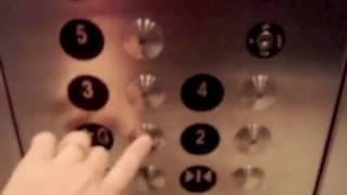 Dover Hydraulic Glass Elevators @ James Madison University Parking Deck Harrisonburg VA