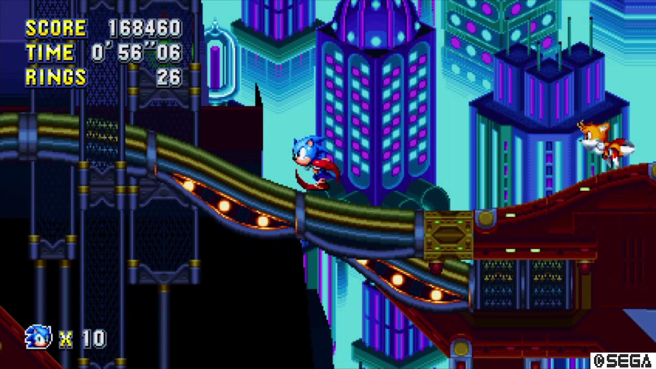 All Sonic Mania Zone Names – Wonderful Image Gallery