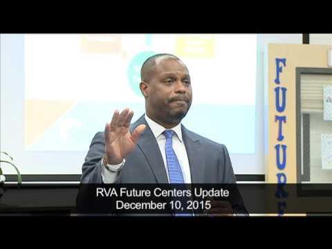 RVA Future Centers Update - December 10, 2015