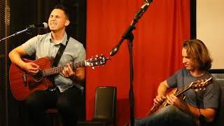 Nery Gavarrete y Brandon Dermody