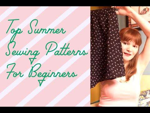 шитье на лето своими руками