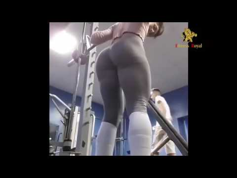 NABIEVA BAKHAR Fitness Model WORKOUTS LEGS, amazing Legs @ Ukraine