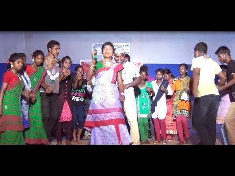 Dinge dabung dabung do II New Santali Dance and Song