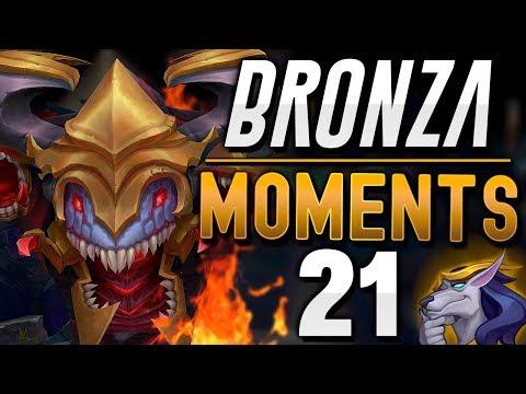 EL MEJOR FLASH NINJA! | BRONZA MOMENTS (Semana 21) League of Legends