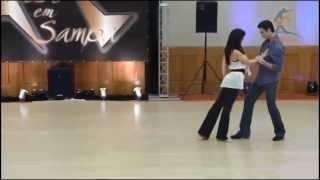 Baila Mundo - Michael Kielbasa E Jessica Cox (west Em Sampa 3)