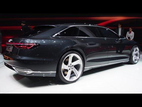Audi A9 Prologue Avant concept  -  Exterior Walkaround