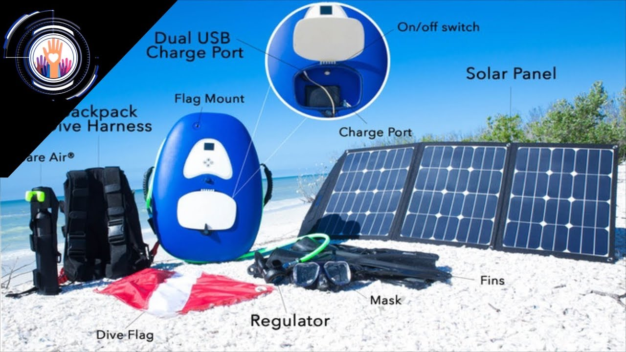 Ultra-portable diving system
