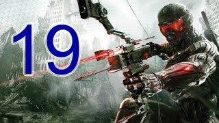 "Crysis 3 Walkthrough - part 19 let's play gameplay HD PS3 XBOX PC ""Crysis 3 walkthrough part 1"""
