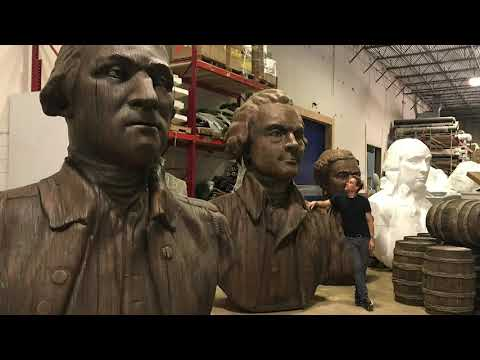 Hamilton Exhibition - Meet Creative Director David Korins