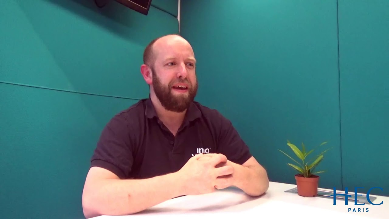Interview with Tom Pullen, CEO of INNOVINCO