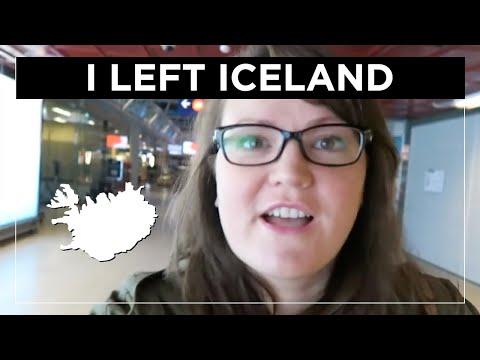 We Left Iceland (week 35) | Sonia Nicolson