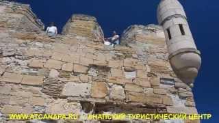 Экскурсия в Крым 21-22 июня 2013 года, часть 1  Керчь(Видео отчёт двухдневной экскурсионной поездки в Крым 21-22 июня 2013 года с экскурсионной фирмой Анапский тури..., 2013-06-25T09:07:54.000Z)