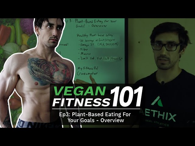 VEGAN FITNESS 101 - Ep 3 - Plant-Based Eating For Your Goals - Overview