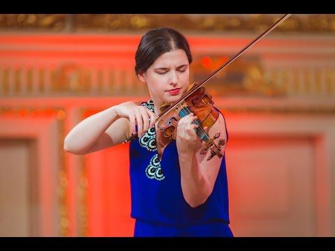 Maria Włoszczowska (Poland) - Stage 2 - International H. Wieniawski Violin Competition STEREO