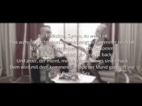 KOLLEGAH - Genozid (prod. von B-Case & Alexis Troy) (Official HD Video) Lyrics