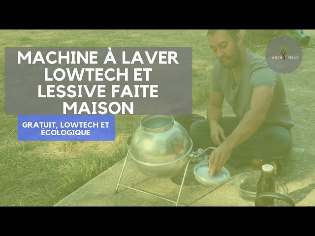 #110 Laver son linge en mode lowtech, écologique et économique
