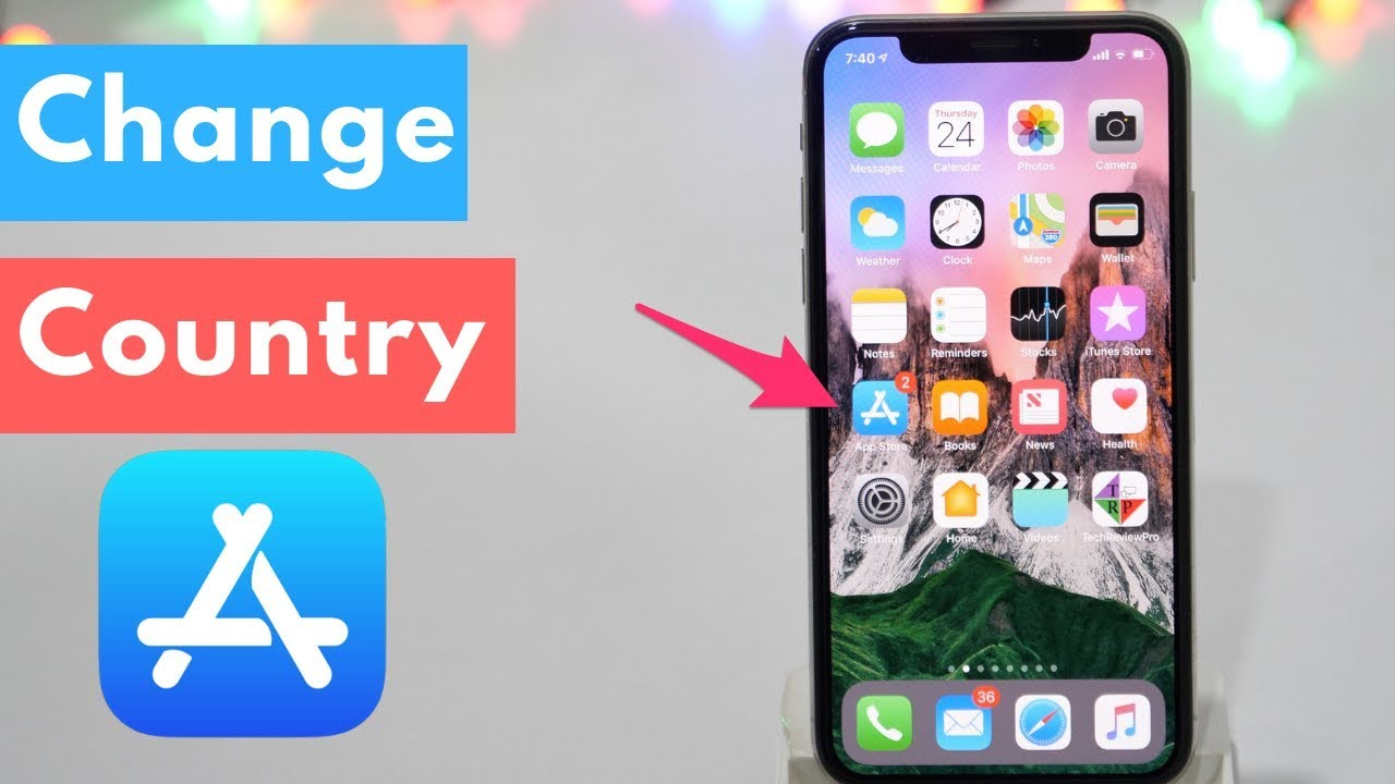 How to Change Country in App Store without Credit Card? (2019)