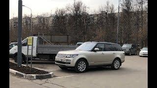 Купить Range Rover Vogue - Отъездить 3 года и продать без потери денег!