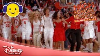 Download High School Musical | We're All In This Together Sing-a-Long 🎤 | Official Disney Channel UK Mp3 and Videos