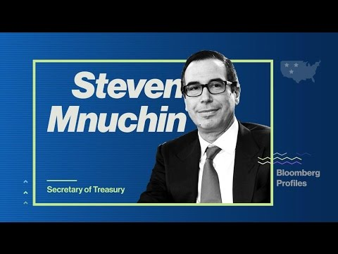 How Steven Mnuchin Got the Treasury Job