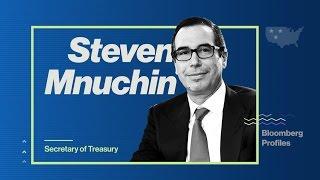 How Steven Mnuchin Won Over Trump and Landed the Treasury Job
