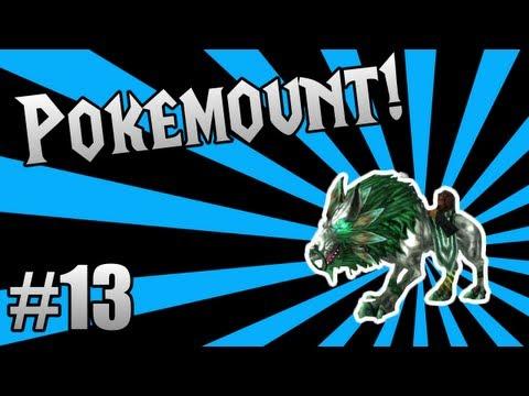 Order & Chaos Online - Pokemount! #13 - Bluish Green Detecting Undead Dog!