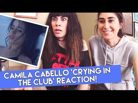 Camila Cabello 'Crying In the Club' Reaction!