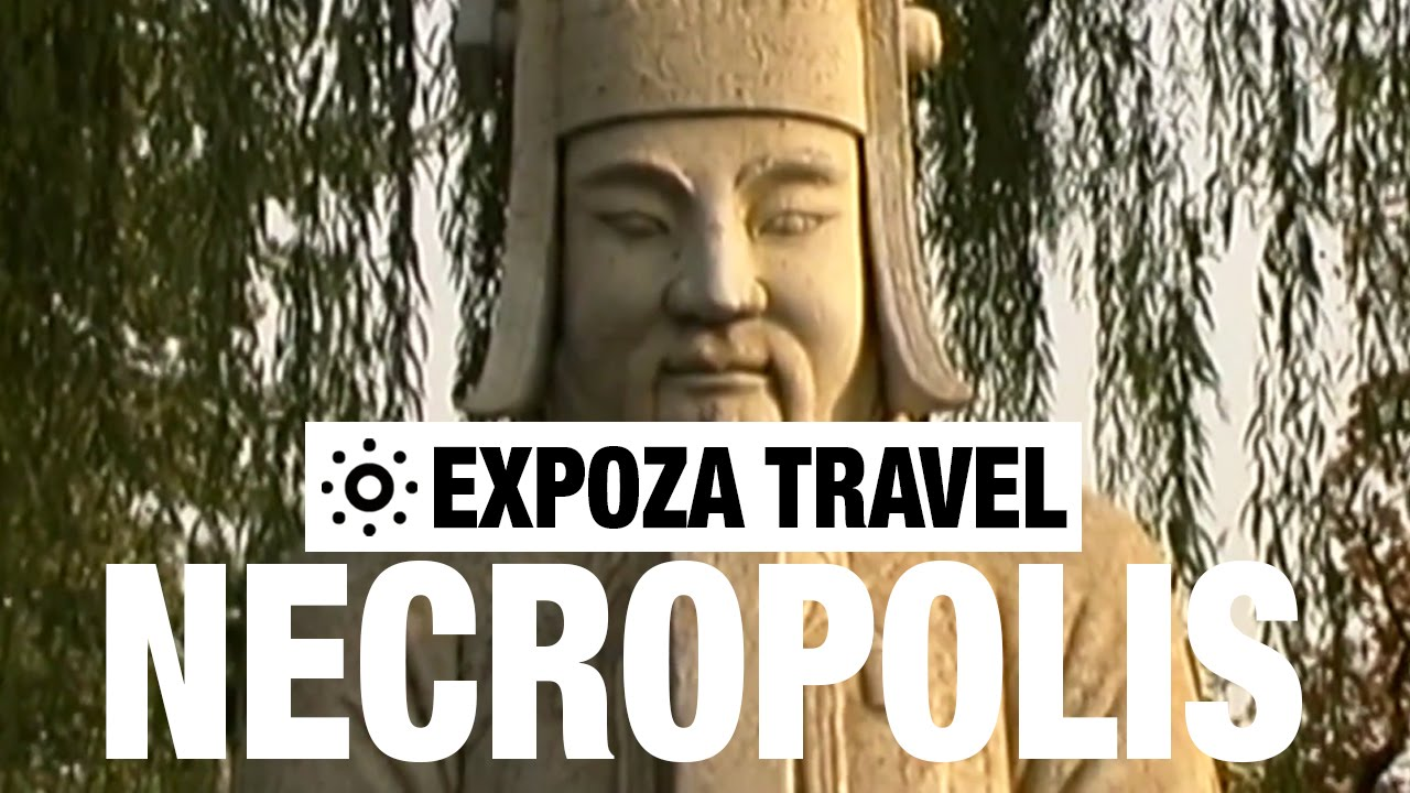 Necropolis Of the Ming Dynasty Vacation Travel Video Guide