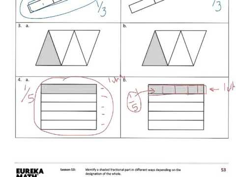 Grade 3 Module 5 Lesson 13 Homework