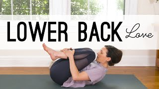 Lower Back Love  |  Yoga For Back Pain  |  Yoga With Adriene