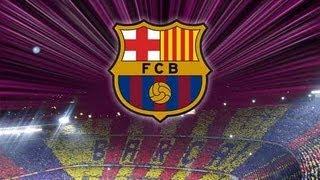 Melhor formação pro Barcelona pes 2013