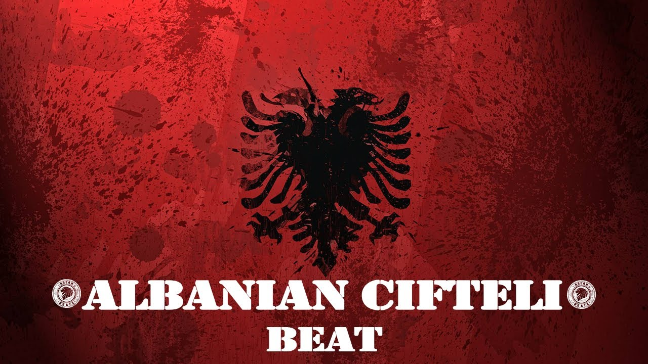 AslanBeatz ► TIRANA ◄ [ Dark Epic Albanian Cifteli Rap Beat ]